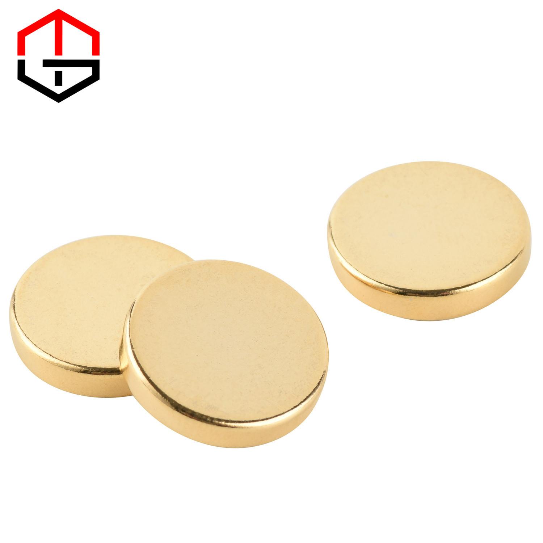 Professional China Rare Earth Magnet - N52 N50 N48 N45n42 N40 N38 N35 Cylinder Permanent Magnets – Meigot