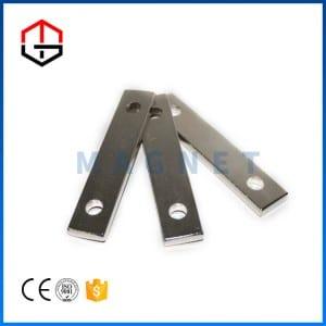 2019 Latest Design N48 Permanent Ndfeb Bar Magnet For Industrial