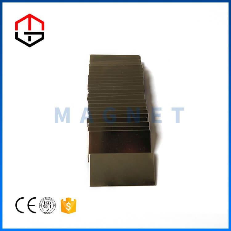 Factory wholesale N52 Neodimium Magnets - Source manufacturer produces RE permanent magnet steel for high-strength magnet block magnet motor sheet – Meigot
